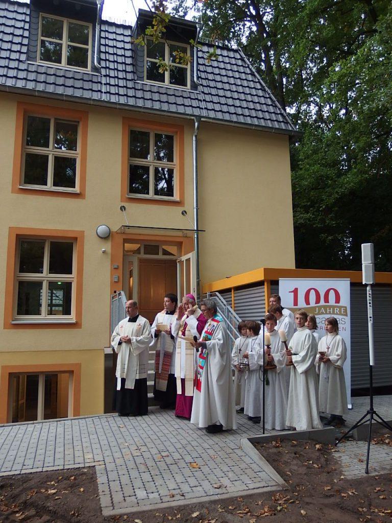 Eröffnung des Kindergartens St. Klara