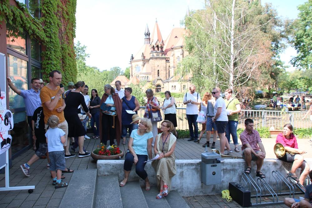 Die evangelische St. Pauli-Gemeinde (an der Paulikirche) stellt sich vor.
