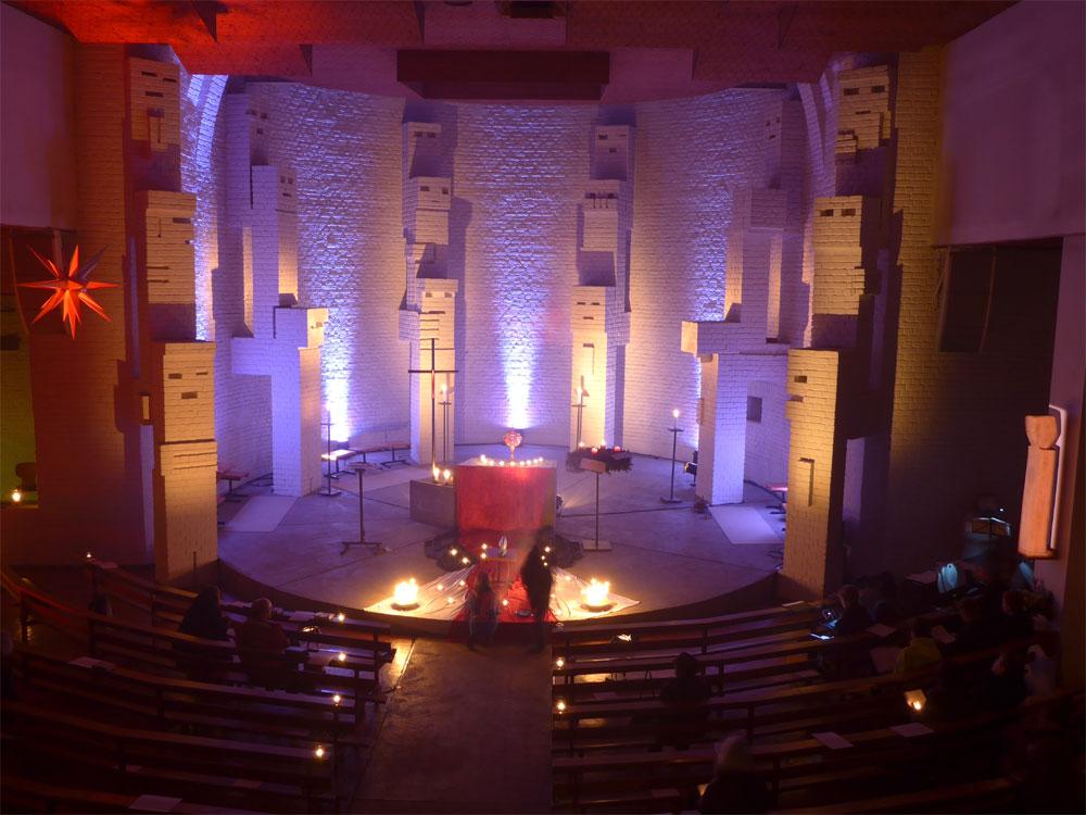Abend der Versöhnung (Barmherzigkeit) im Advent 2016 in St. Josef