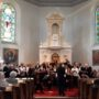 Paulus-Oratorium in Auszügen als gemeinsames ökumenisches Projekt – früh in Dresden, nachmittags in Frauenstein