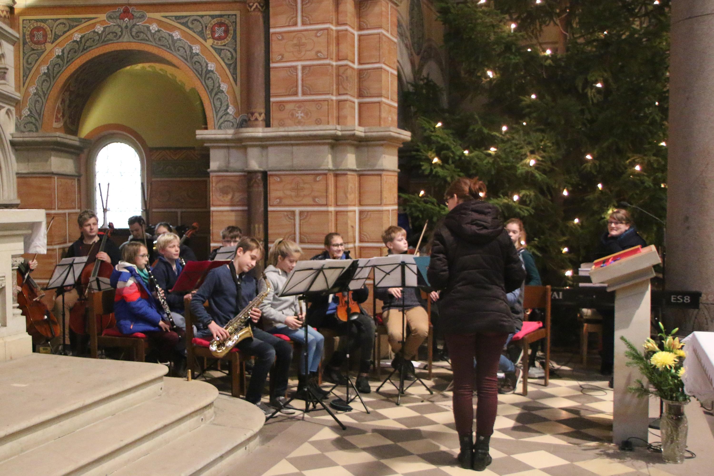 Die königliche Hofkapelle musizierte auch königlich