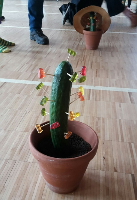 ein leckerer Kaktus