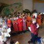 Josef und seine Brüder – gespielt und gesungen von der Grundschulkindern unserer Gemeinde unter Rebekka-Chiara Hengge
