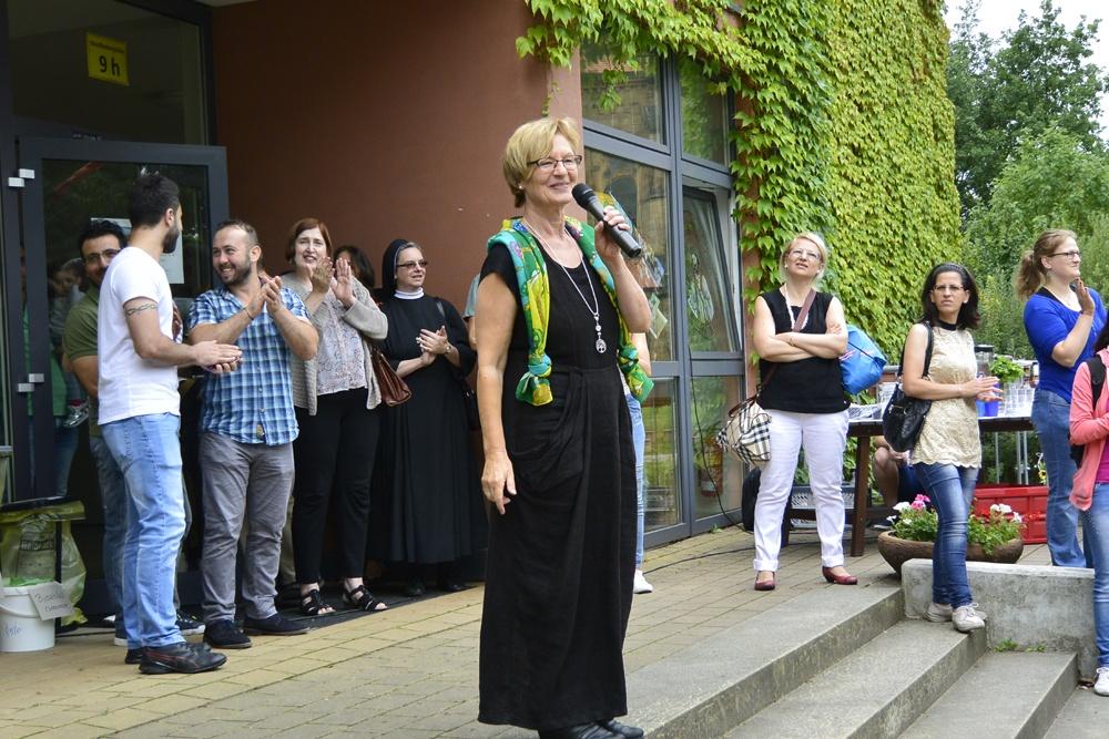 Gemeindereferentin Rebekka-Chiara Hengge
