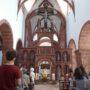 Gottesdienst zum Fest der Verklärung mit den Mönchen