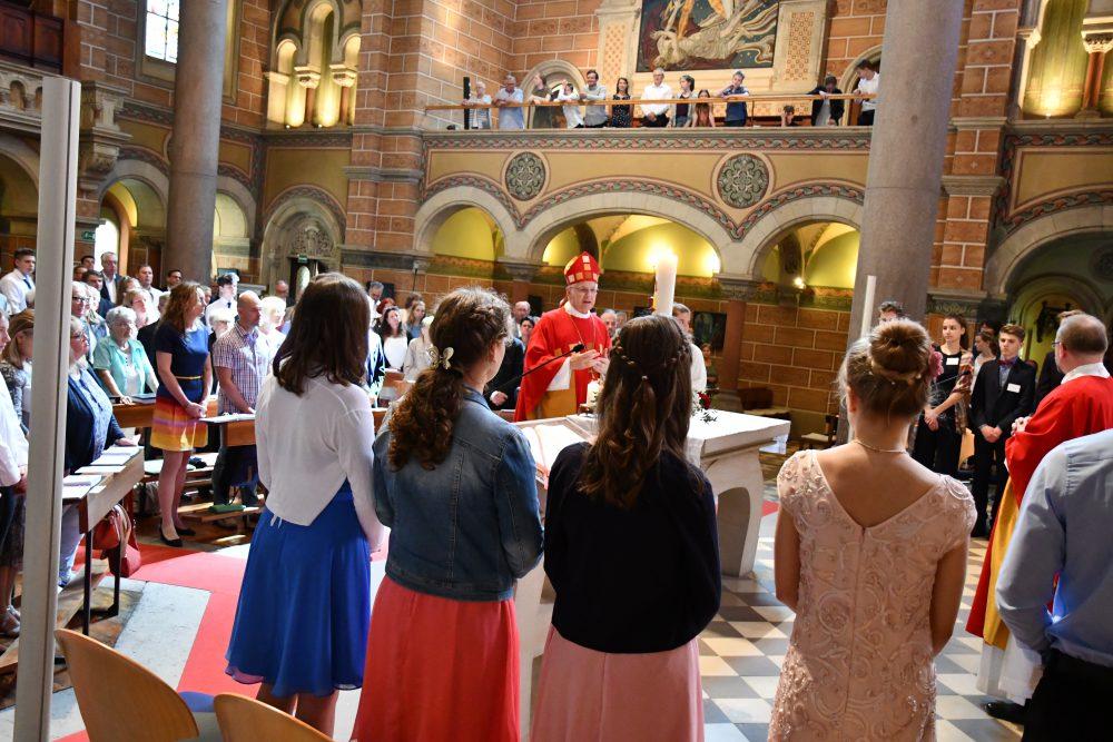 Bischof zu Firmlingen