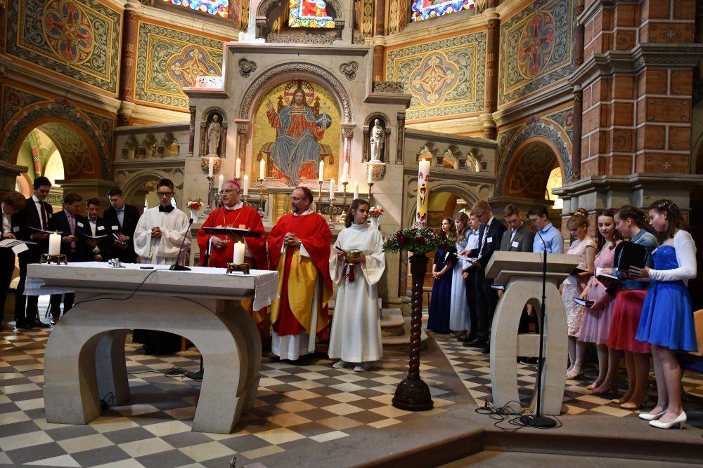 Eingang Bischof