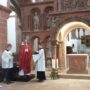 gemeinsamer Gottesdienst mit Pater Thaddäus