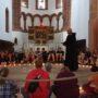 Tauferneuerung mit Pater Marus in der Basilika am Wassertag