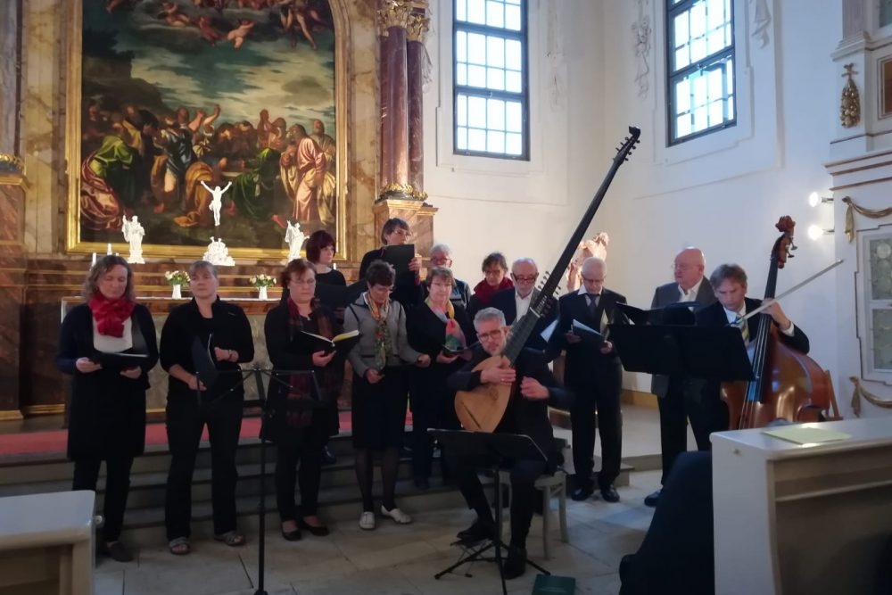 Chor an St. Martin, der sich keinem Ort zuordnen lässt