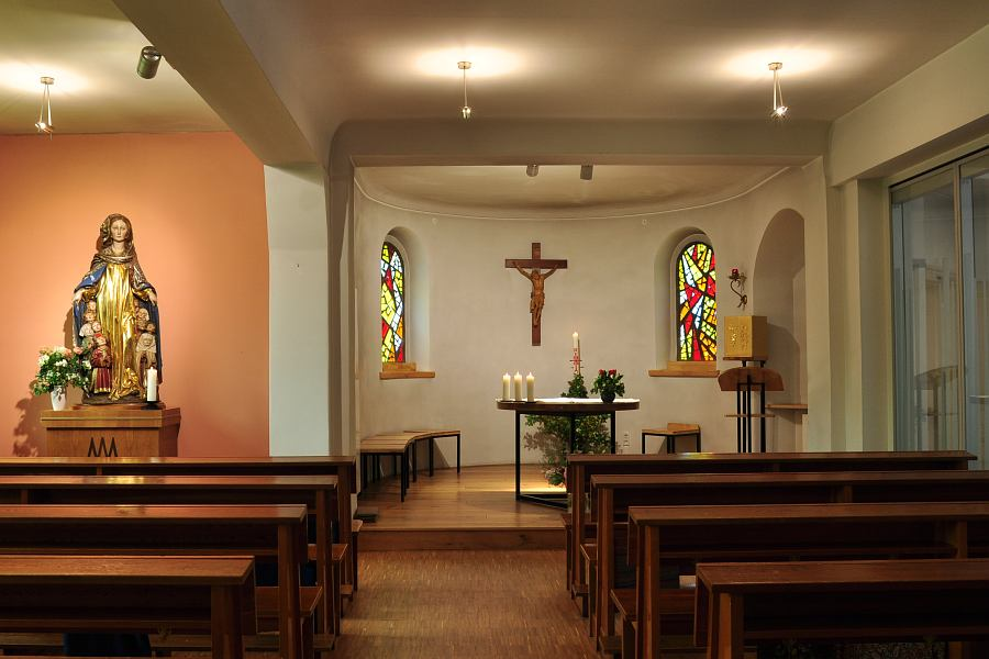 Kapelle Heilig Kreuz Dresden klotzsche