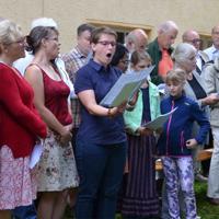 Chor Hubertus