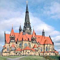 Baugeschichte St. Martin Kirche - ehemalige Garnisionkirche
