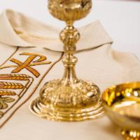 Saktrament der Weihe - Priesterweihe